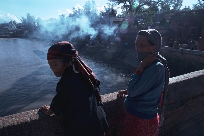 ネパール・カトマンドゥ盆地