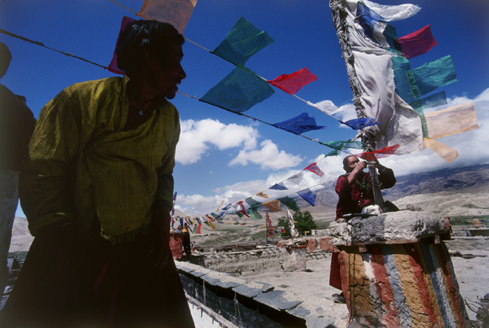 ネパール・ムスタン地方