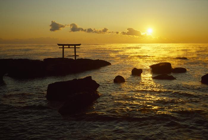 1月は「正月」といい、1年のはじめの月です。1月1日の初日の出は太陽の新鮮なエネルギーを私たちにあたえてくれるとされています。