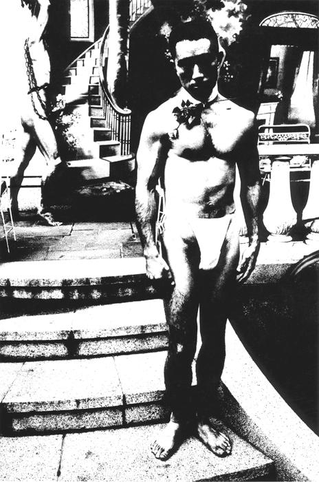 薔薇刑#1,1961