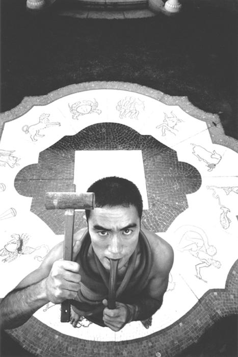 薔薇刑#5,1961