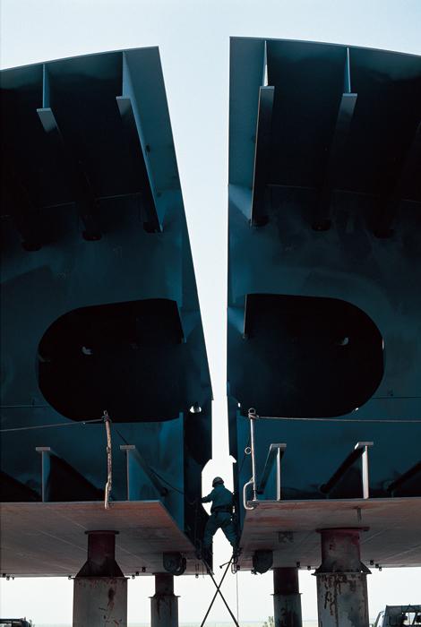 三井造船千葉事業所   千葉県