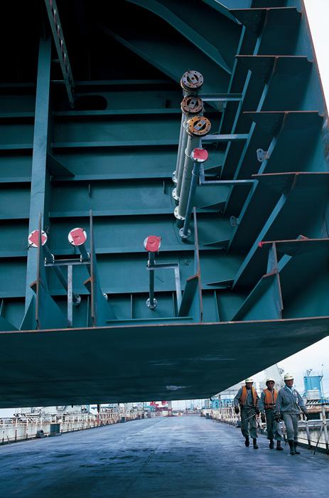 日本鋼管津製作所   三重県