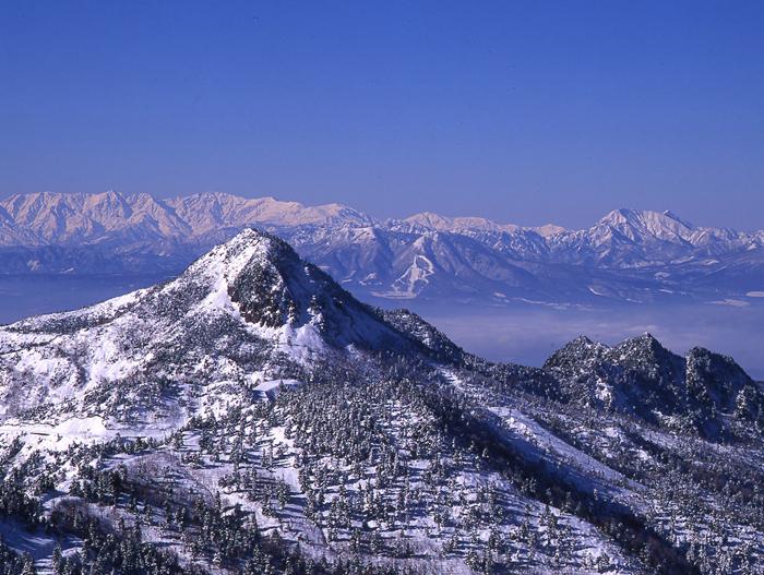 冬の志賀高原