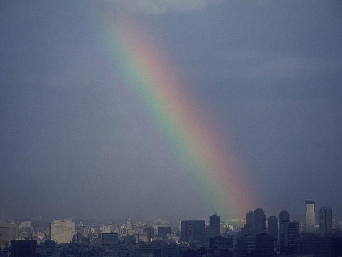 `94.7/25.  虹