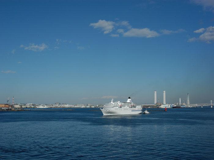 帰港 (横浜港)