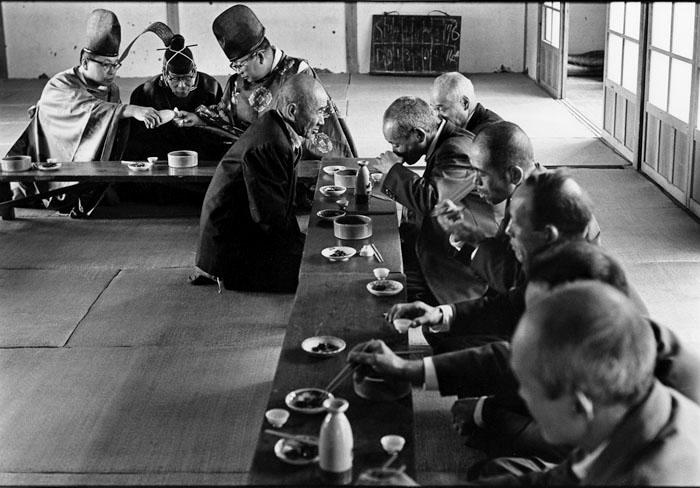 過疎地の秋祭り2 長野県佐久市内山 1968年