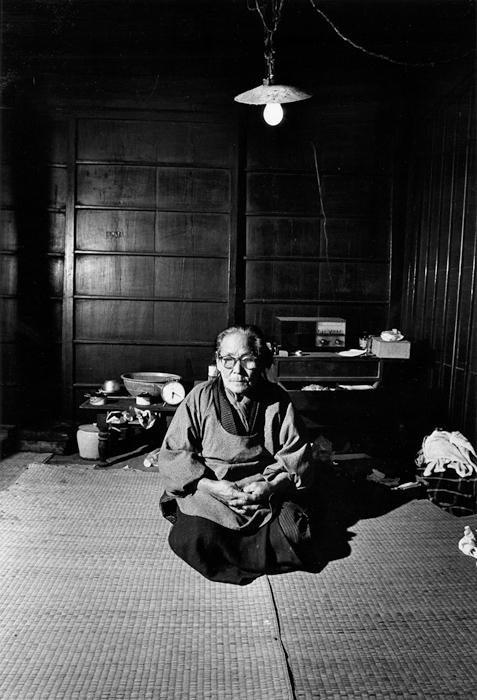 一人住まいの老後<br>高知県夜須町羽尾 1969年