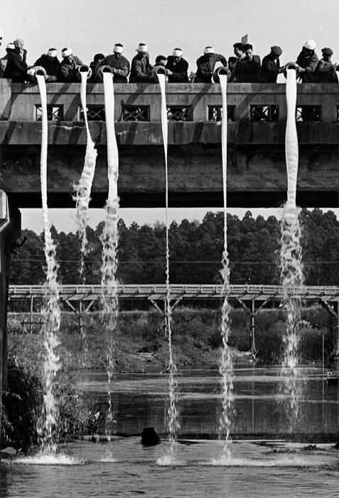 乳価闘争 秋田県大曲市 1966年