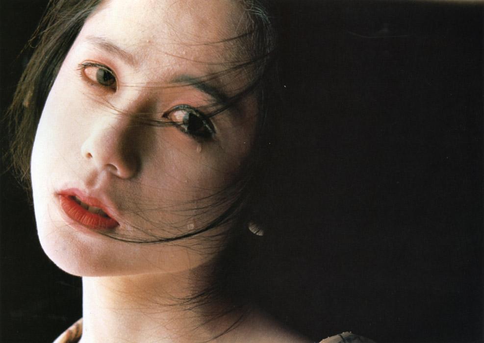 「浮世絵くずし」より<br>涙美 Aiko Morishita
