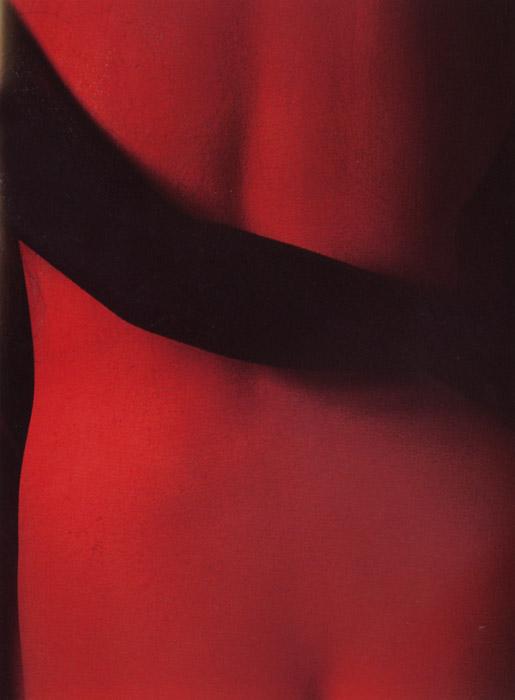 「写ガール」より 赤と黒