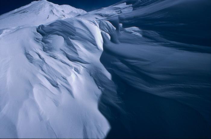 大雪山 冬の旭岳